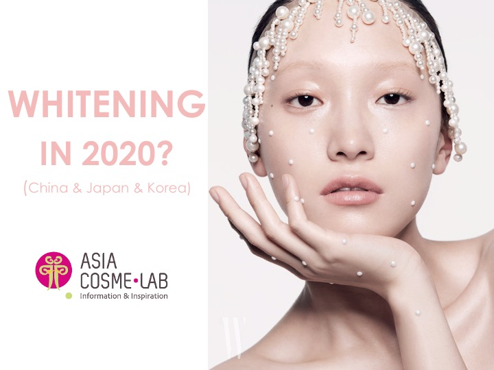Asia Cosme Lab Whitening in 2020 trend report cover