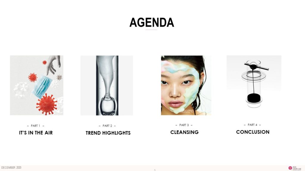 WHAT'S UP IN ASIA - CLEANSING agenda