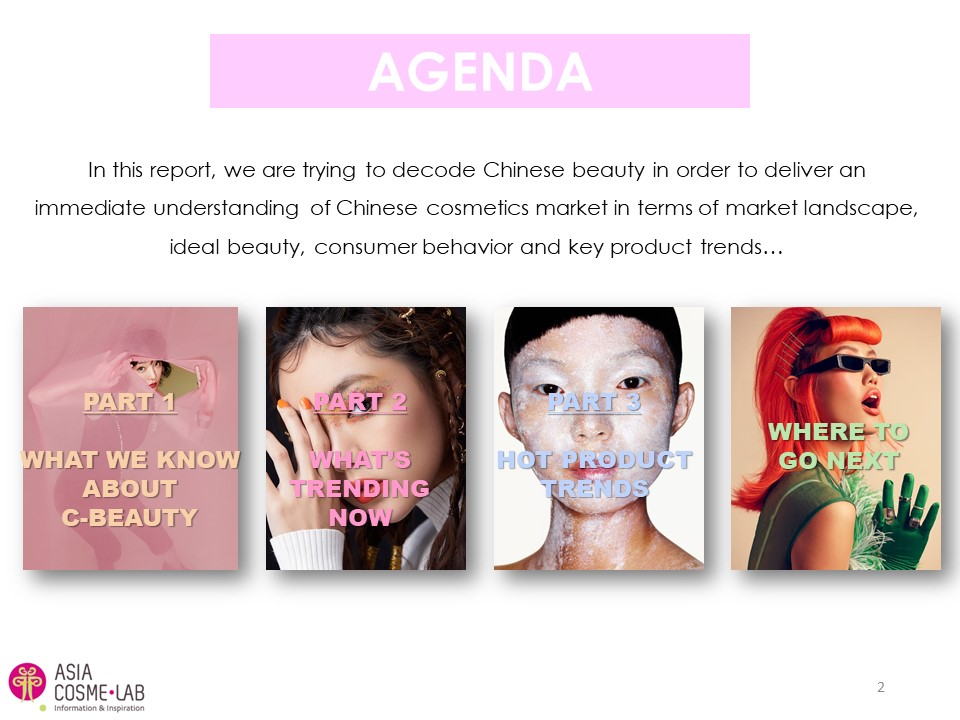 c beauty slide AGENDA OK