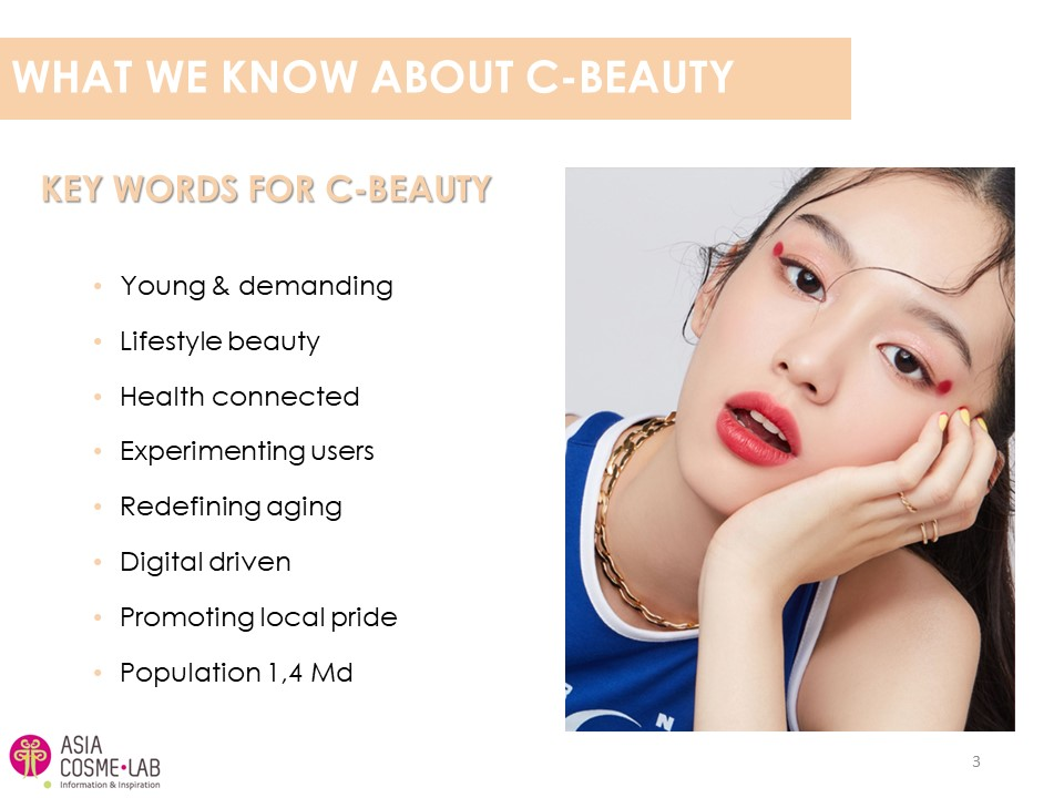 what we know c beauty