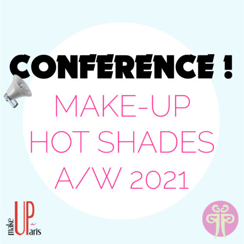 Asia Cosme Lab conference Makeup in Paris