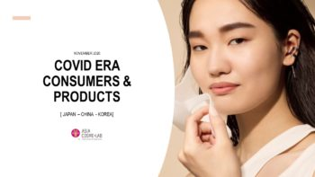 COVID ERA - consumers & products cover
