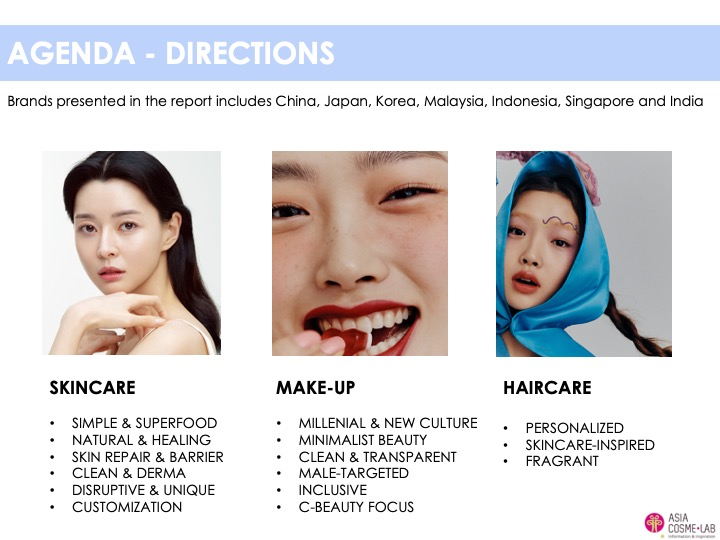 Must-know brands from Asia - 27.03.2020