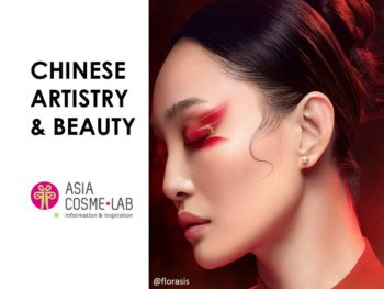 Asia Cosme Lab Chinese Artistry trend report cover
