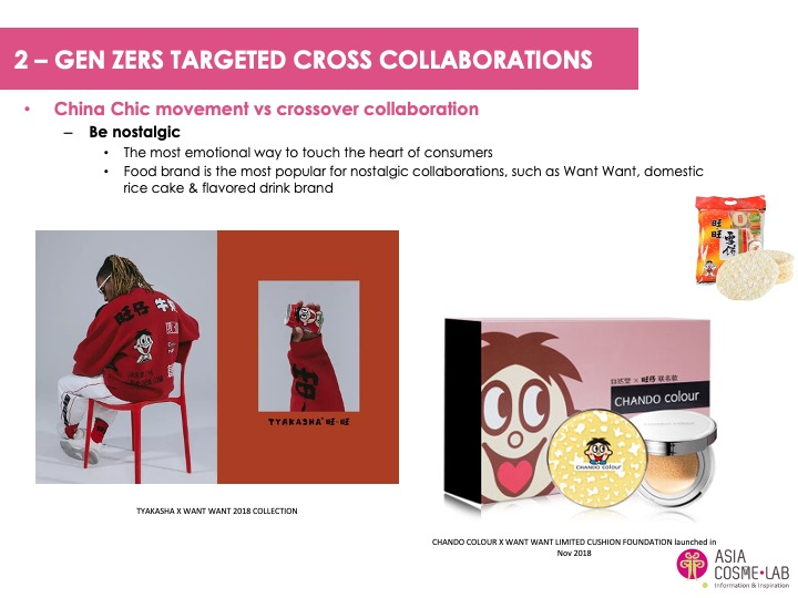 Asia Cosme Lab Chinese Artistry trend report extract 1
