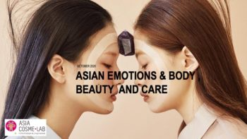 Asia Cosme Lab emotions and body - beauty and care report cover