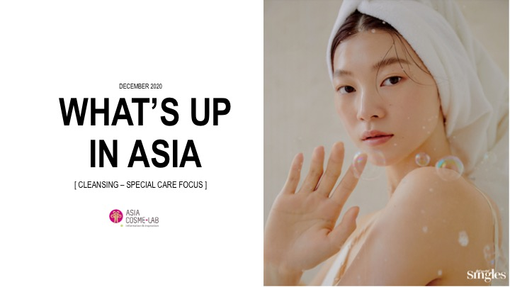 Asia Cosme Lab Cleansing Focus report cover
