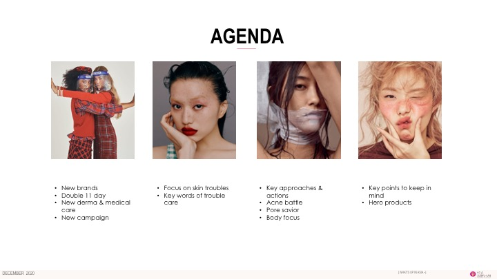 Asia Cosme Lab Trouble Care Focus report agenda