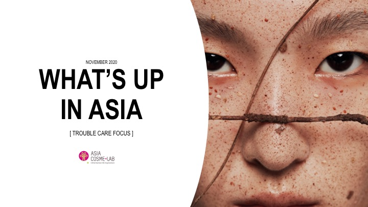 Asia Cosme Lab Trouble Care Focus report cover
