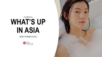 Asia Cosme Lab Body Hygiene report cover